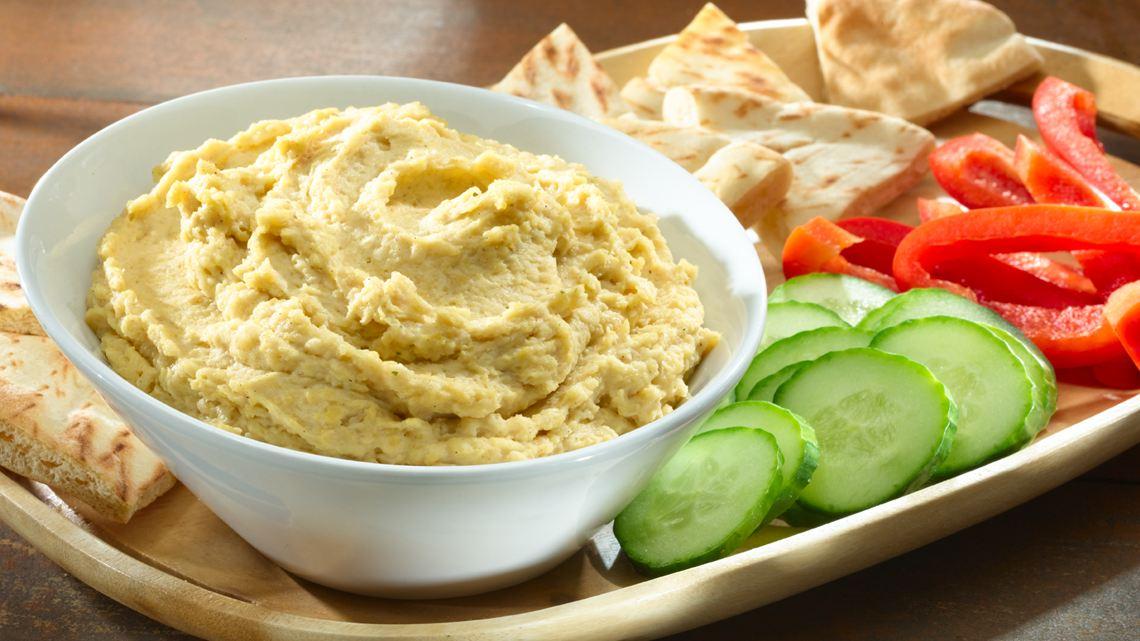 Hummus Recipe — Dishmaps