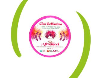 CREMA CHANTILLY per capelli Afro & Ricci – Ciao Bellissima