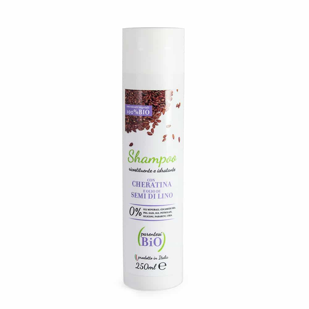 Shampoo capelli ricci ecobio