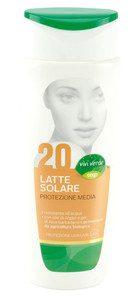 Latte solare protezione 20 150ml