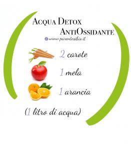 detox antiossidante