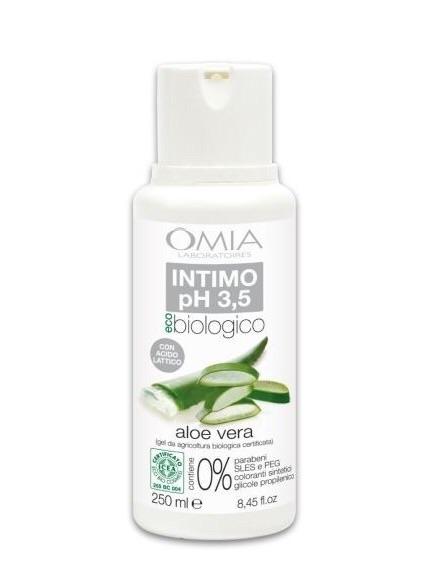 Omia Laboratories: intimo pH 3,5 Aloe Vera