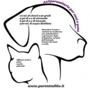 antiparassitario parentesibio