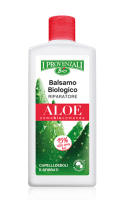 BALSAMO BIOLOGICO RIPARATORE Capelli deboli e sfibrati Assicura ai capelli deboli e sfibrati un trattamento riparatore completo e funzionale. Formato da 200 ml