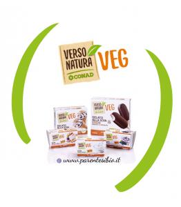 Verso Natura VEG Una scelta di benessere, da vivere con libertà e flessibilità. Non contenendo alcun alimento animale, la linea Verso Natura VEG, offre prodotti indicati per chi ha scelto una dieta vegetariana e vegana, o per chi cerca un'integrazione all'alimentazione tradizionale.