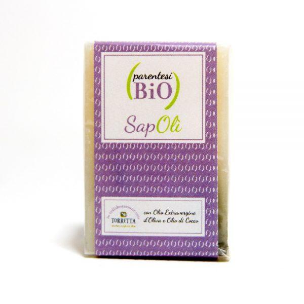 Sapolì: sapone all'olio extravergine d'oliva – parentesi bio