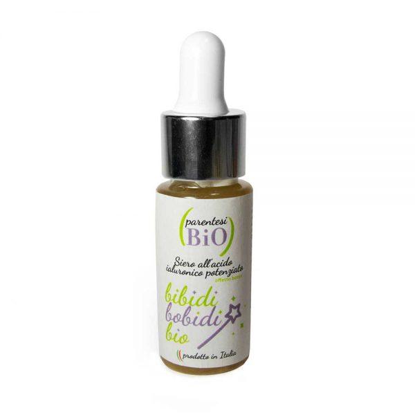 Bibidi bobidi bio – siero all'acido ialuronico potenziato (15ml)