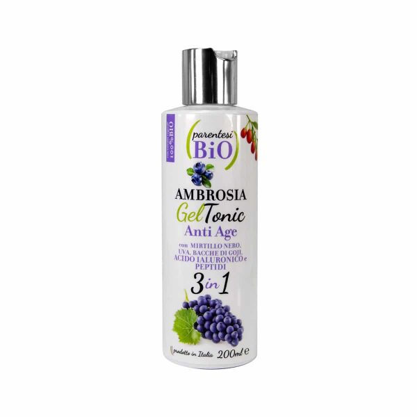 Ambrosia gel tonic anti age